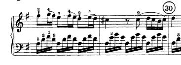 grand staff Beethoven piano sonata example.png